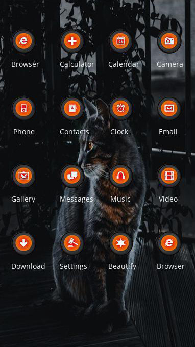 lovely pet theme
