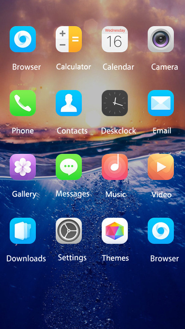 Download Oppo A37 theme theme for your Android phone — CLauncher