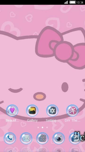 Cute Kitty BB