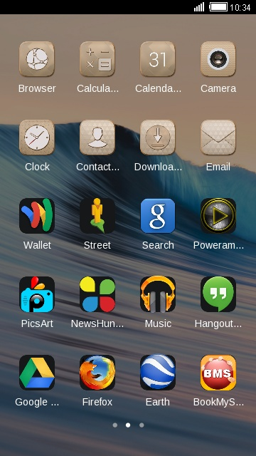 Theme for Huawei P10 HD