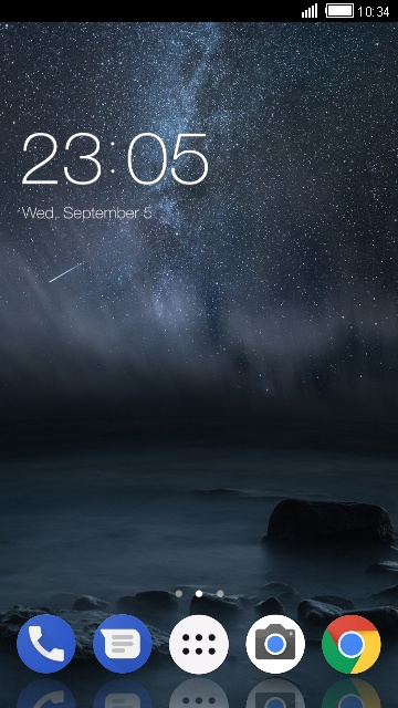 Theme for Nokia 5 Wallpaper