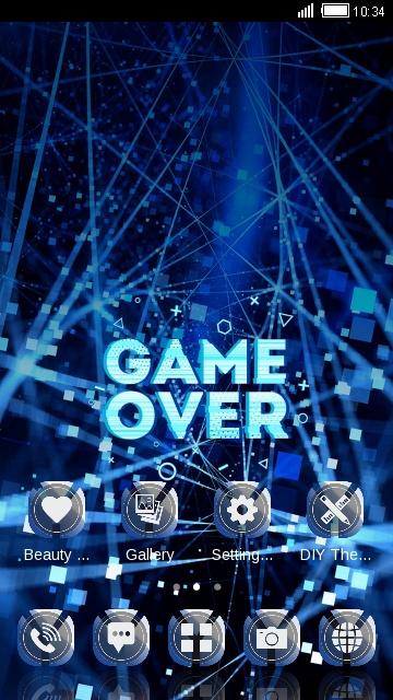 Neon Blue Gaming