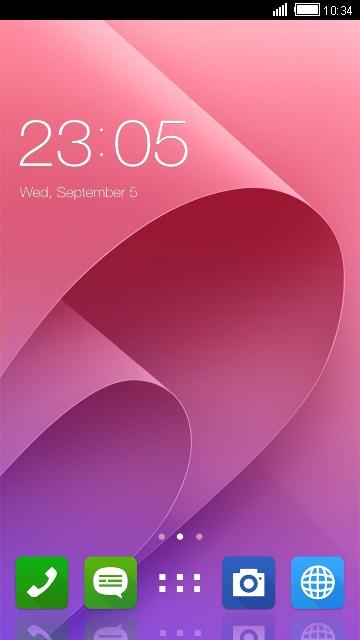 Theme for Asus ZenFone 4 Selfie