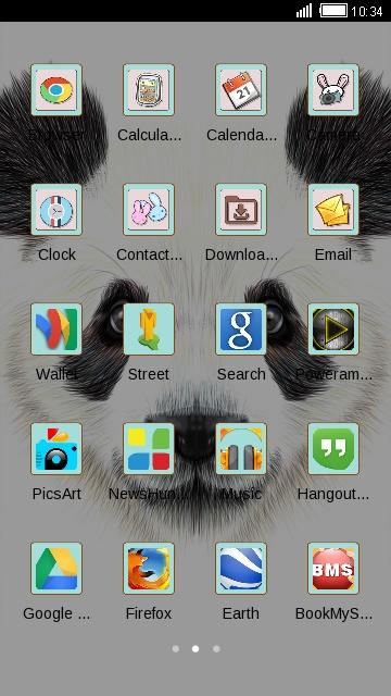 Drawing Animal Theme Panda Wallpaper