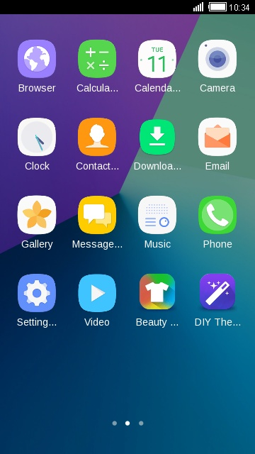 Theme for Galaxy C9 Pro HD