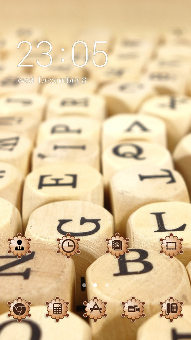 alphabet theme cubes letters wooden wallpaper