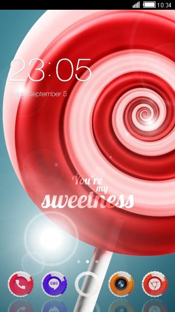 Download Lollipop Launcher theme for Samsung galaxy J7 theme