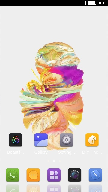 Theme for Gionee S Plus Wallpaper HD free android theme – U