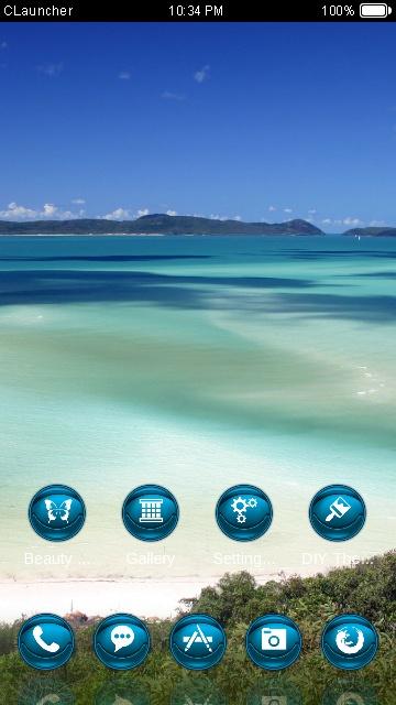 Queensland Island