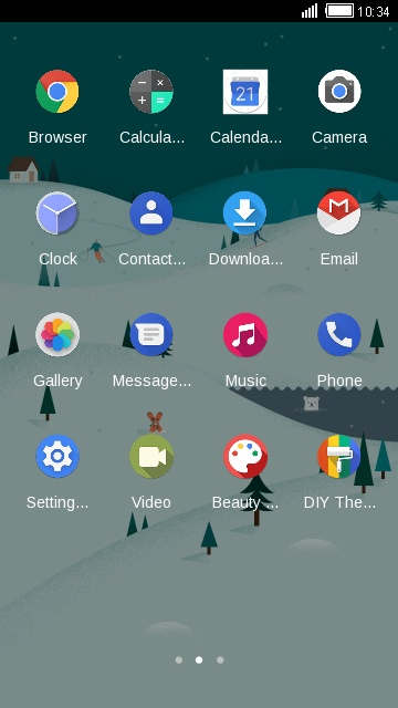 theme for android O :8.0