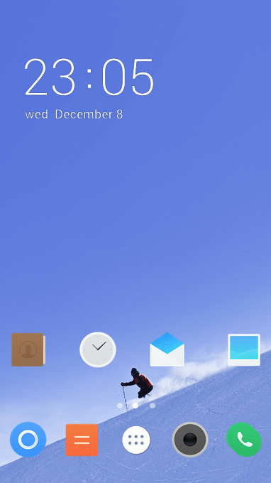 Lenovo S5 theme