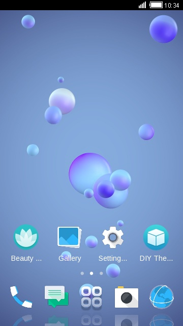 Download HTC U11 theme for your Android phone — CLauncher