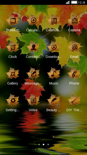 Maple Leaf :Great for Autumn