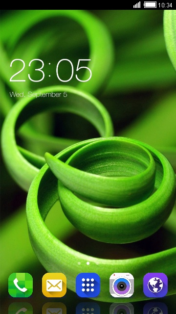Theme For Samsung Galaxy J5 Pro Green Wallpaper Free Android