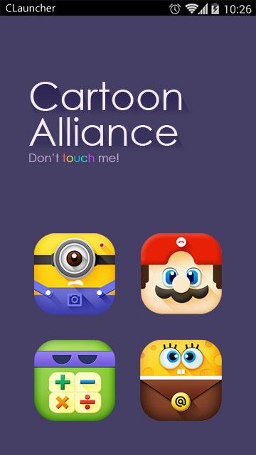 Cartoon alliance