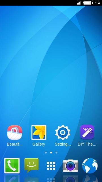 Theme for Samsung G9198