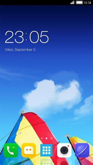 Theme for Lenovo Vibe Z