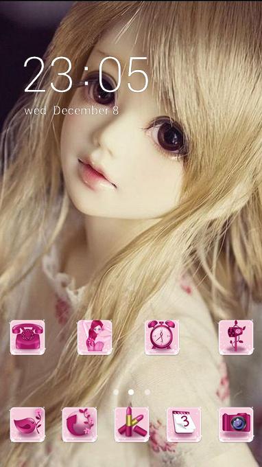 doll theme