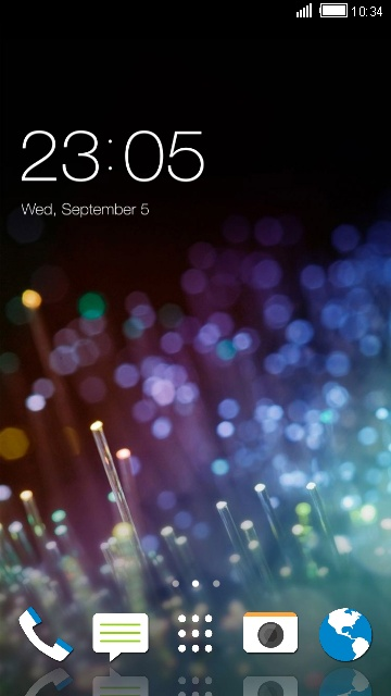 Theme for HTC Desire 816G (2015)