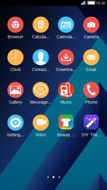 Theme for Galaxy A5 2017 HD