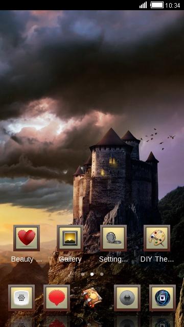 Magic Castle at Cliff