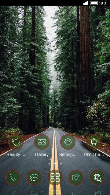 Beautiful Road_VJ