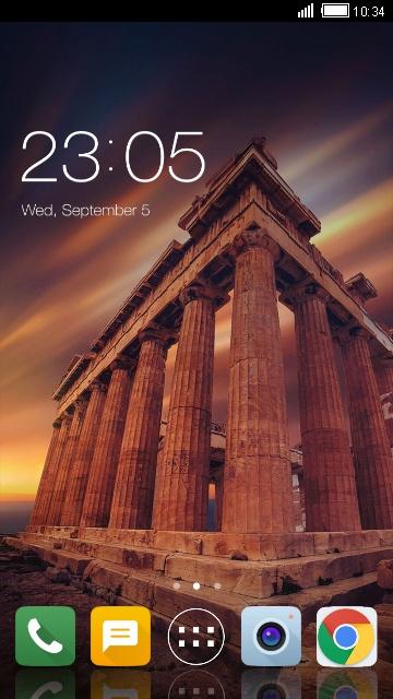Theme for Swipe Elite 4G Wallpaper HD
