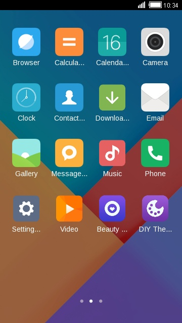 Download Theme for Redmi Note 4 MiUI 9 theme for your