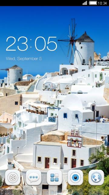 Santorini Travel