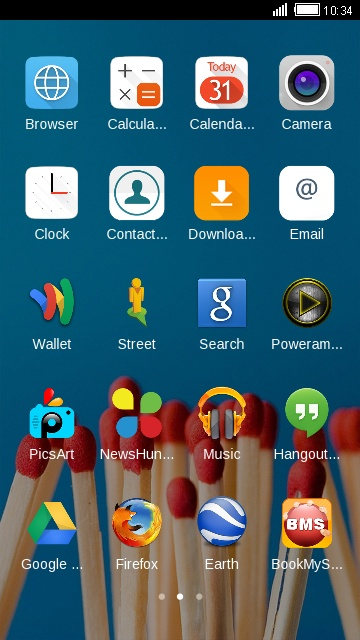 Theme for ZTE Blade Max 3