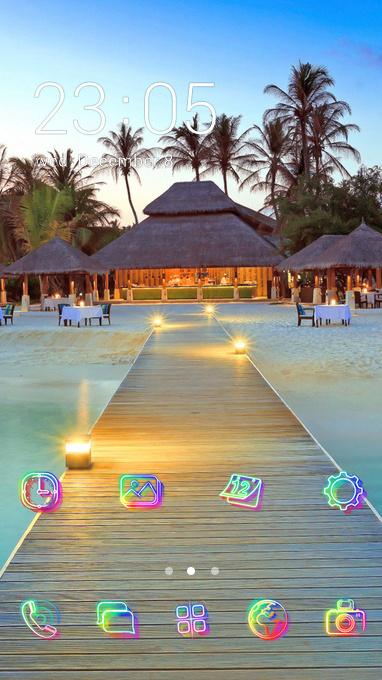 maldive beauty