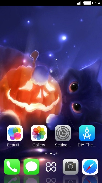iPhone 4 Theme