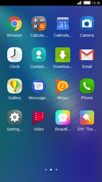 Download Themes for Asus ZenFone Live theme for your Android phone