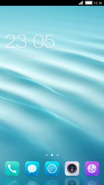 Theme for HUAWEI Y7 HD