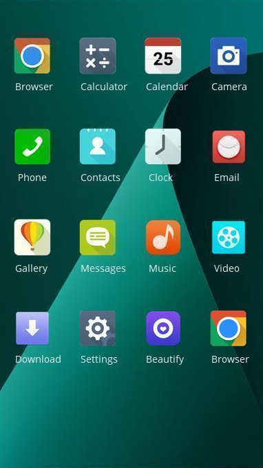 Download asus zenfone 5 lite theme for your Android phone