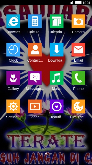 Download Psht Theme For Your Android Phone Clauncher