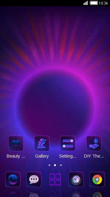 Purple Neat