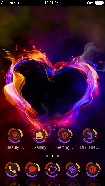Vibrant Heart