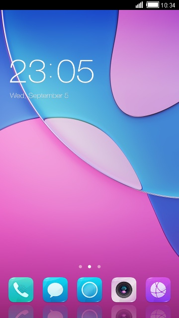Theme for HUAWEI Y7 Prime HD