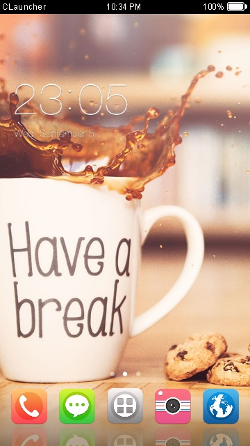 Have a break