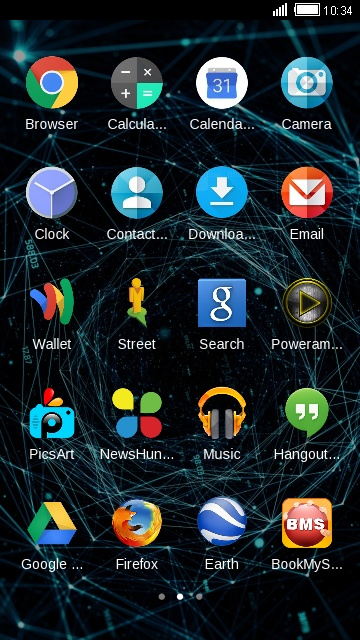 Themes for Lenovo K8 Plus