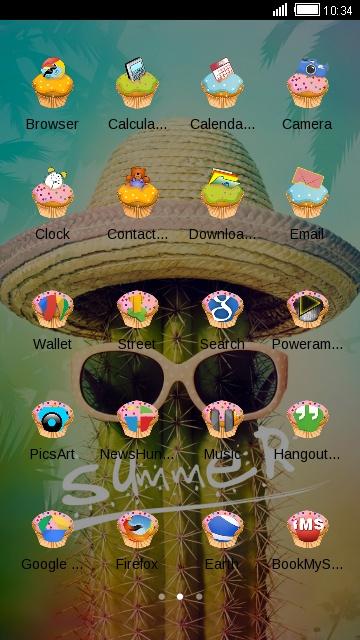 Sunglasses on Cactus Man