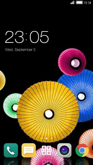 LG K4 HD Theme