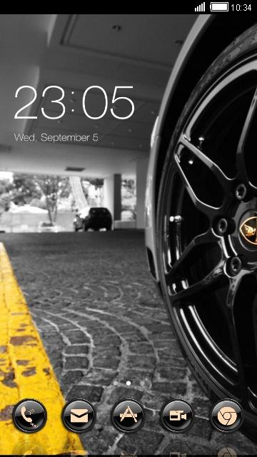 Cool Car : Wheel of future