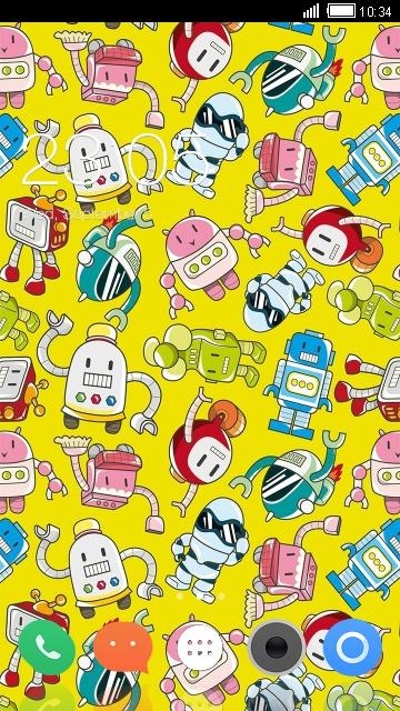 Download Zuk Z1 Zui Theme For Lenovo Cartoon Wallpaper Hd Theme For