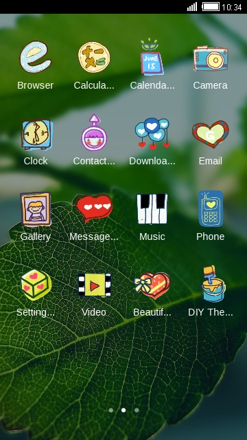Download track hwt theme for your Android phone — CLauncher