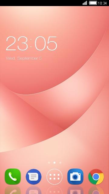 Asus ZenFone 4 Max HD