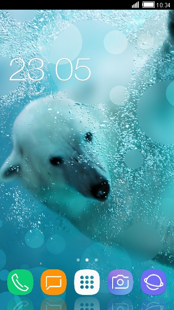Galaxy J7 Pro Theme For Samsung Animal Wallpaper Free Android Theme