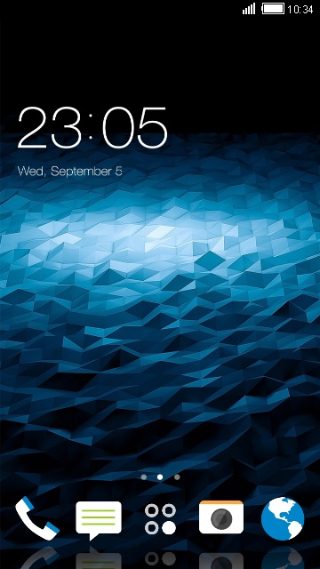 HTC Desire 620G Theme