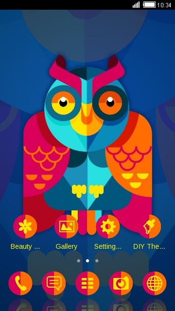 Designer Owl
